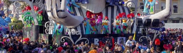 Perché tutti aspettano il Carnevale di Viareggio