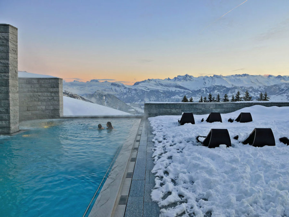 Bagni Termali Vals : 7 terme in svizzera da non perdere