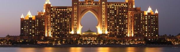 Atlantis, il parco acquatico di Dubai: le 7 cose da fare