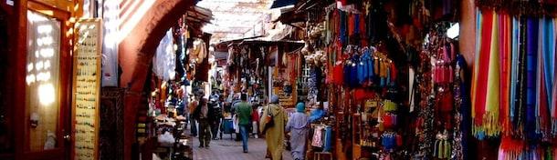 De beste winkels en markten van Marrakesh