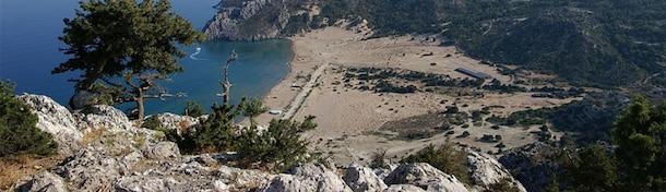 Le 15 più belle spiagge di Rodi