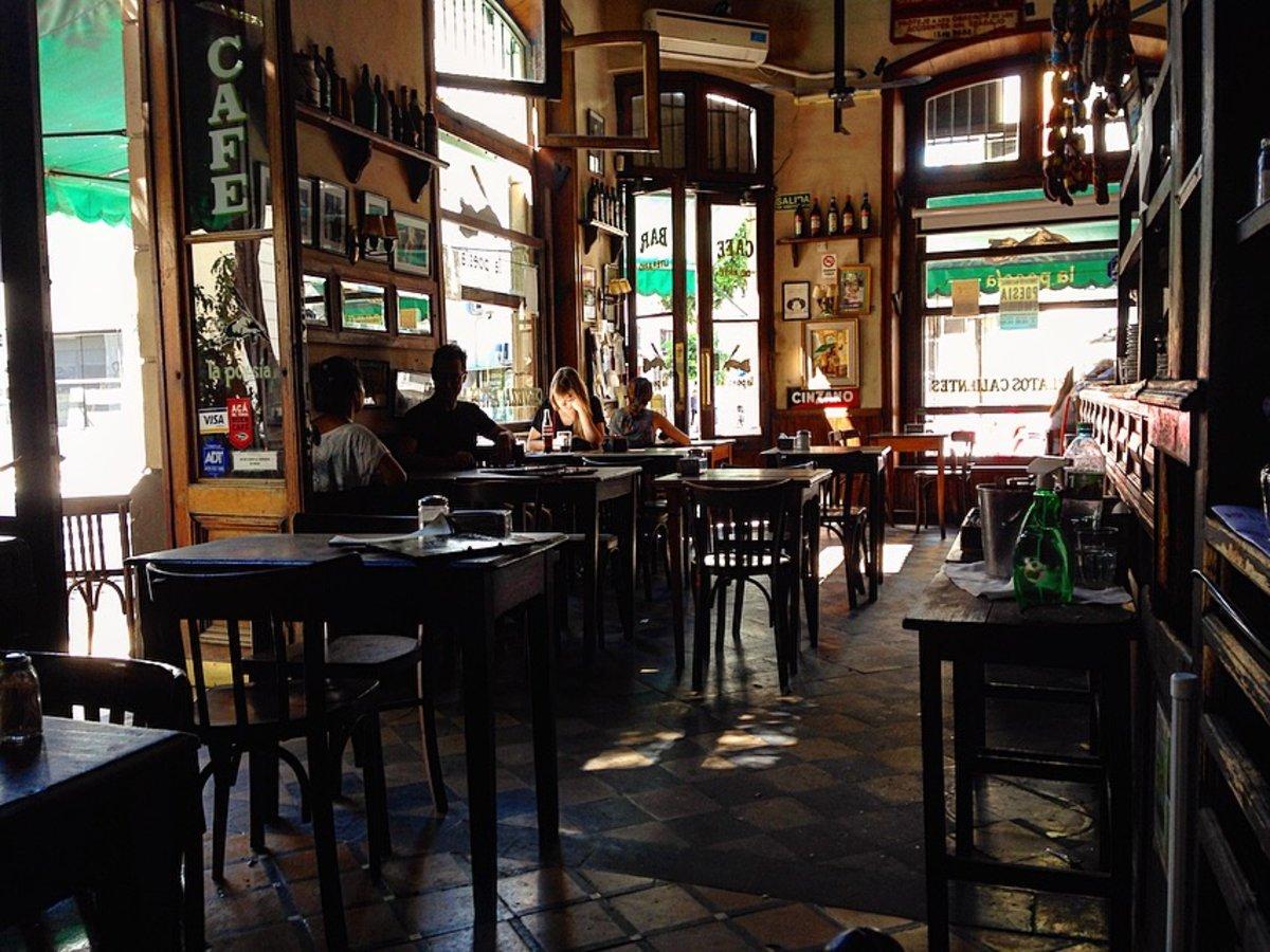 Il mio viaggio in Argentina: Buenos Aires profuma dei suoi caffè