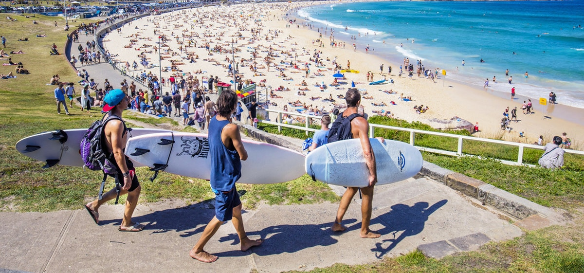 A Sydney Fitness Break Itinerary