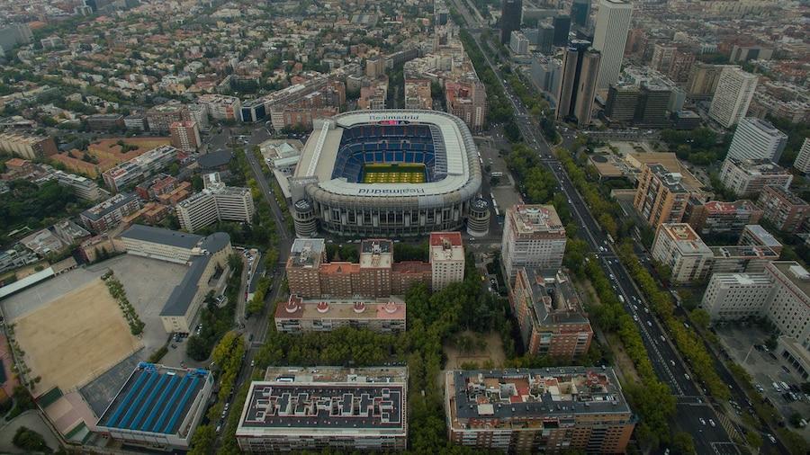 Weekend Madrid voor sportievelingen