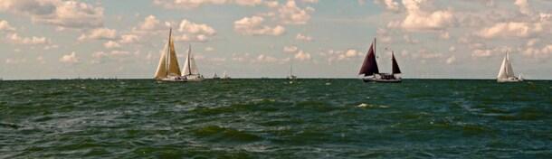 Het IJsselmeer: paradijs voor watersportfanaten