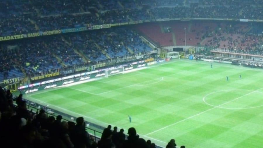 Milaan in het teken van de sport