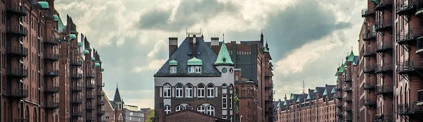 Hamburg in éen minuut: de kosmopolitische Hanzestad