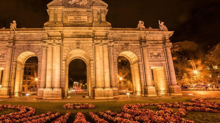 Madrid in één minuut: een wereldstad met temperament