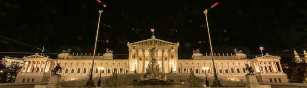 Wenen in één minuut: walsend door de wereldstad aan de Donau