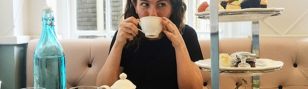 Victoria's tips voor Londen - Aflevering 4: De beste afternoon teas in Londen