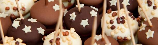 In Londen is het altijd tijd voor chocola