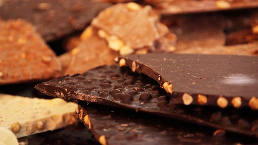 De chocolade van Amsterdam