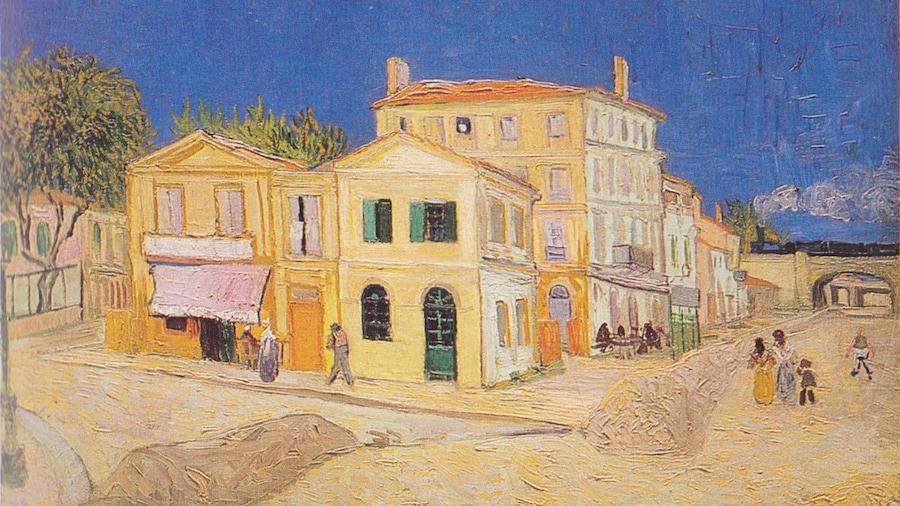 Arles in Vincent Van Gogh's footsteps