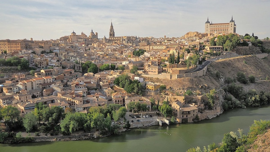 Artistic Itinerary in Toledo