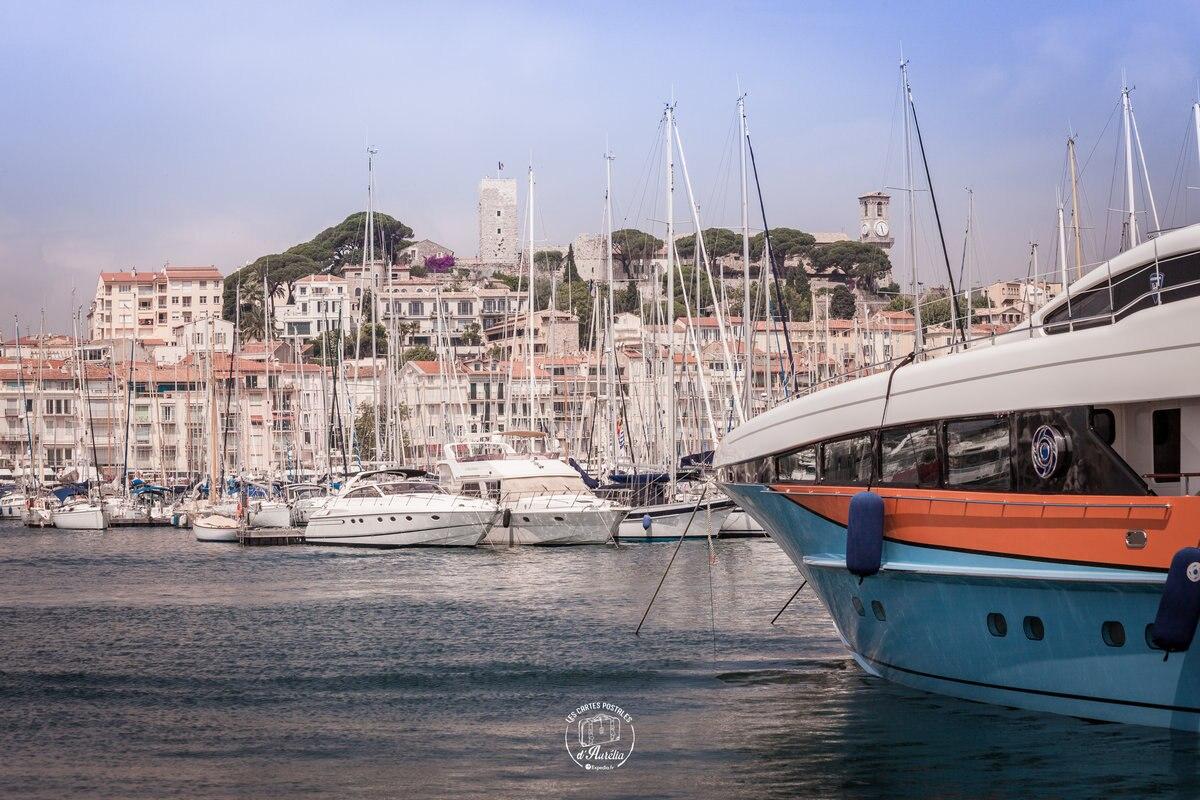 Les Cartes Postales d'Aurélia - Episode 10 : Cannes