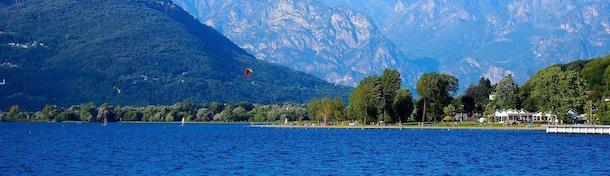 Le 10 migliori spiagge del lago di Como