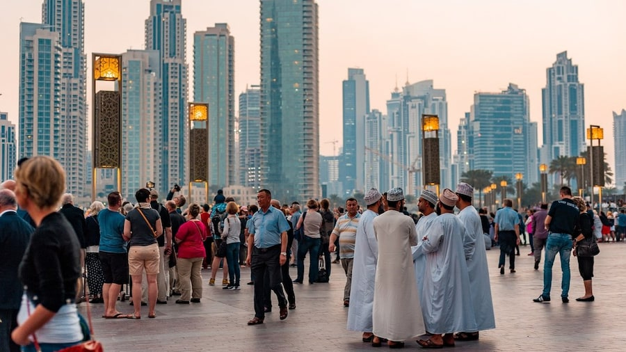 Get the View: 5 of the Most Beautiful Places in Dubai