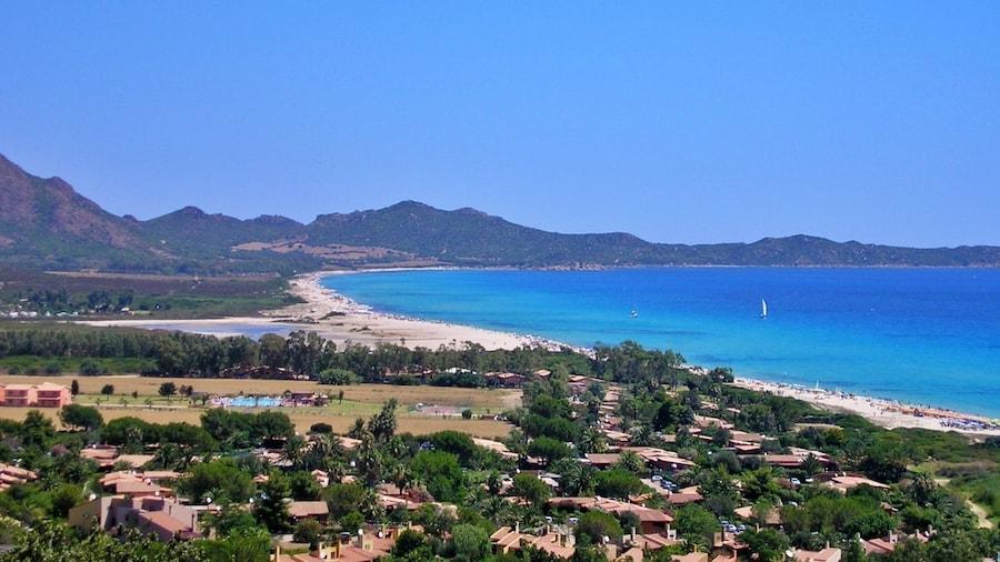 Le 10 più belle spiagge di Costa Rei