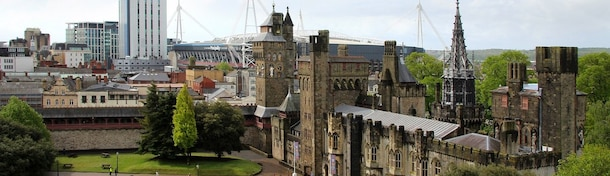 Wales Like a Local: 5 Great Apartments in Cardiff