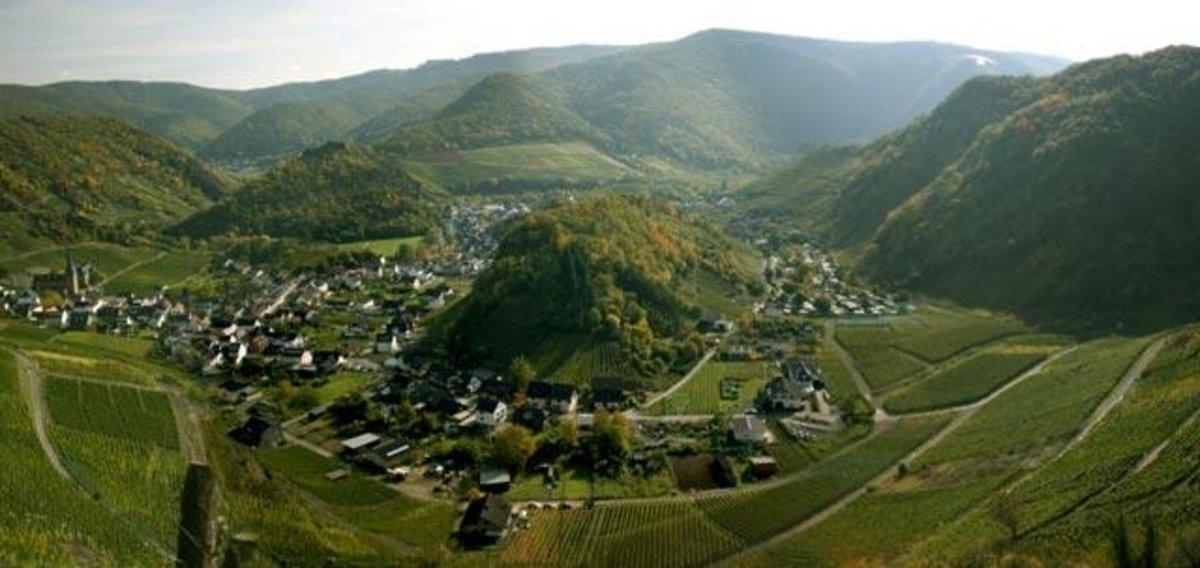 Ahr - Rotweinwanderweg