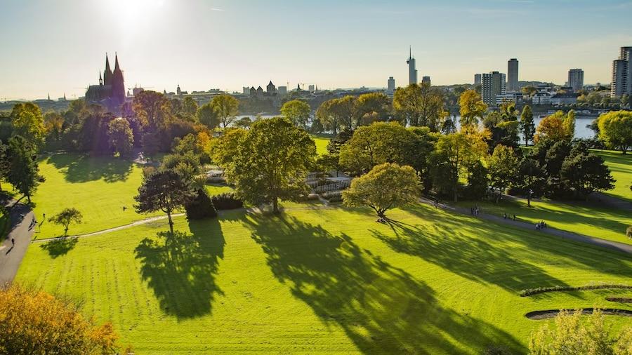 Die 8 schönsten Parks und Gärten in Köln
