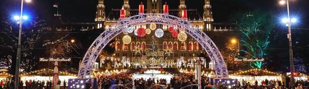 8 mercatini di Natale a Vienna da visitare