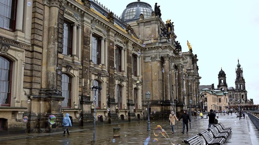 So macht Ihr das Beste aus einem Regentag in Dresden
