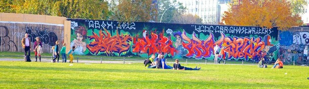 Everything You Need to Know about Berlin's East Side Gallery