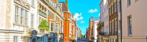 Rincones secretos de Londres para escapar del bullicio