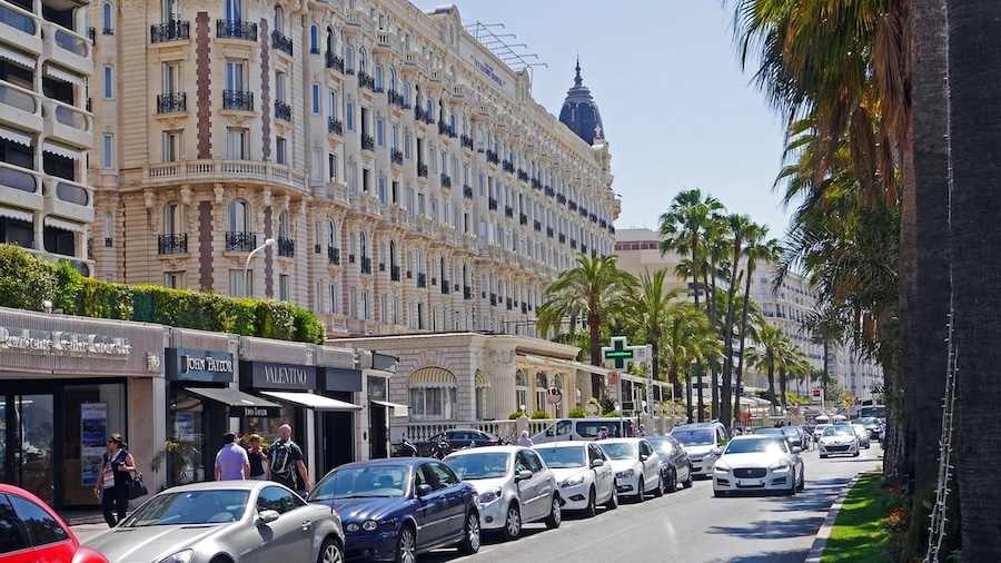 Où faire du shopping à Cannes ?