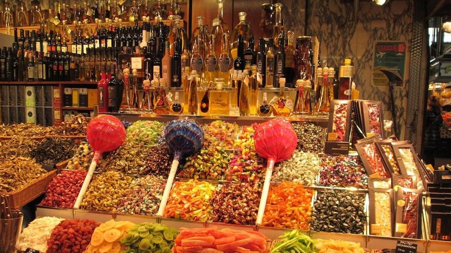 Les 10 plus beaux marchés de Barcelone
