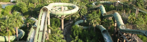 The Best Water Parks in Dubai