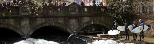 Paradies für Sportler: Wandern, Radfahren und Paddeln in München