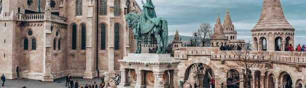 Visitor's Guide to Fisherman's Bastion, Budapest