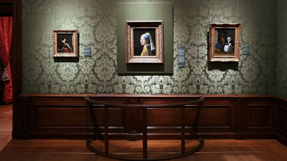 Quadri Famosi 20 Dipinti Che Hanno Fatto La Storia Dell Arte Explore By Expedia