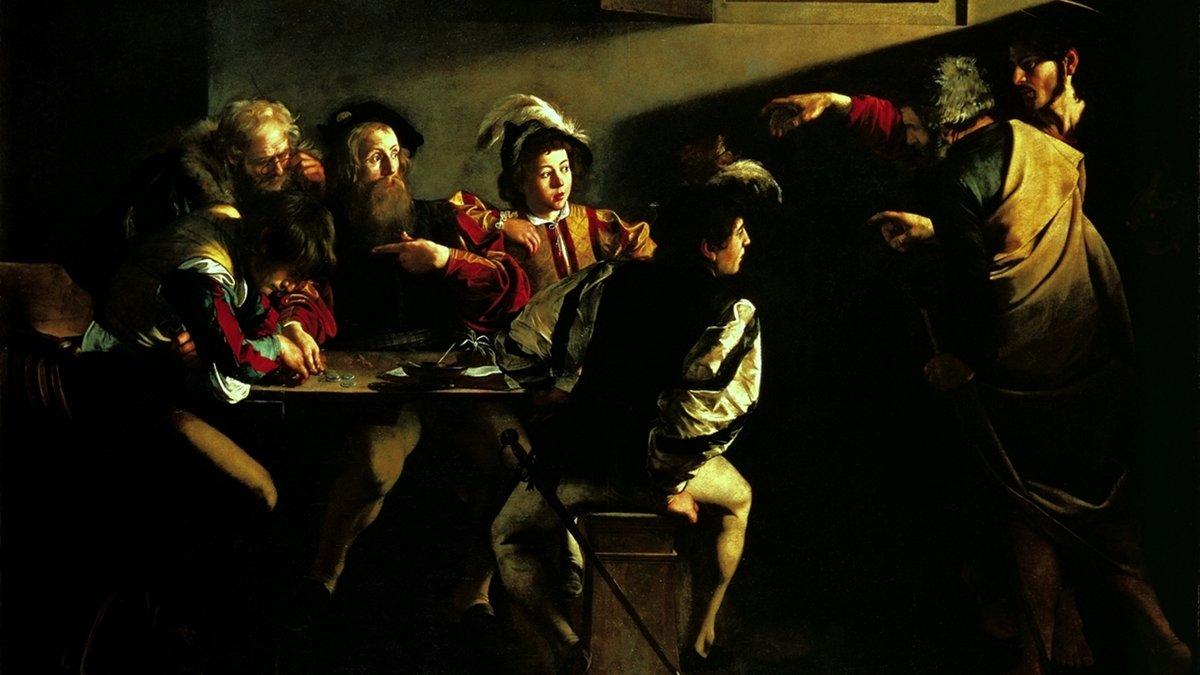 Quadri Moderni Roma Vendita opere caravaggio: i 15 dipinti più belli | explore by expedia