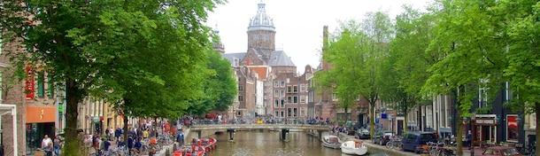 Die 10 schönsten Brücken von Amsterdam