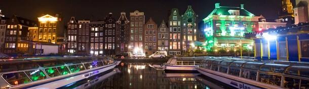 Ocio y ambiente nocturno en Ámsterdam