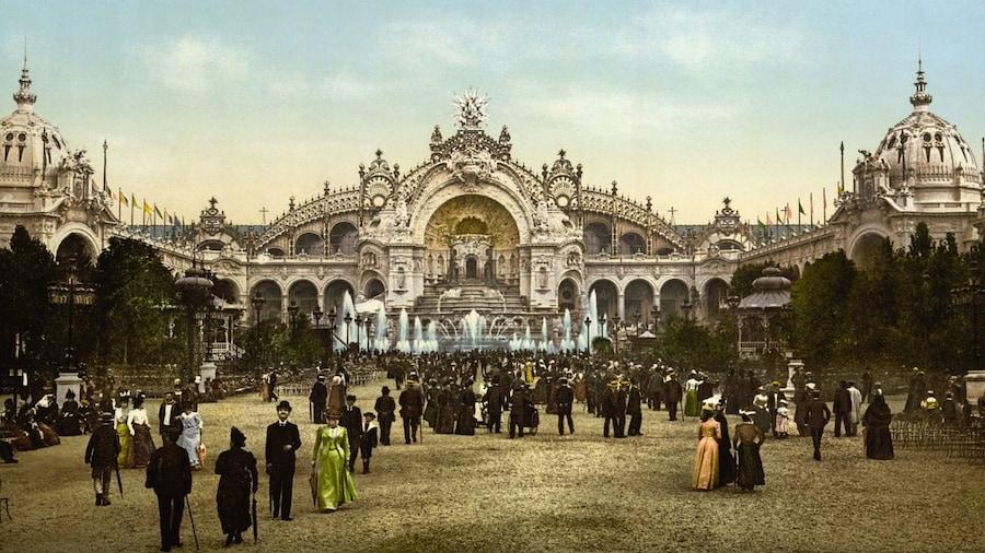 Schöne Zeit: Hotels aus der Belle Époque in Paris