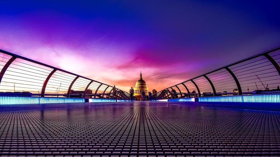 Ruta a pie: hoteles cerca de monumentos de Londres, parte 1