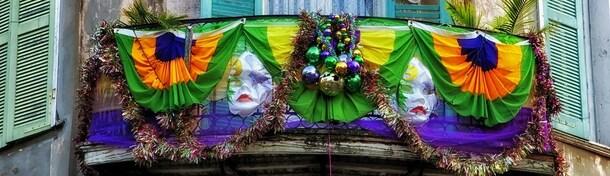 Événements mondiaux : des hôtels pour... Mardi gras