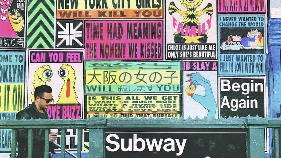 À vos tags : hôtels new-yorkais inspirés du street art