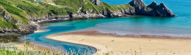 9 of the Best Beaches Near Cardiff