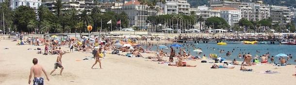 Mare a Cannes: le 10 spiagge più belle
