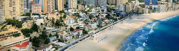 Mare ad Alicante: le 15 spiagge più belle