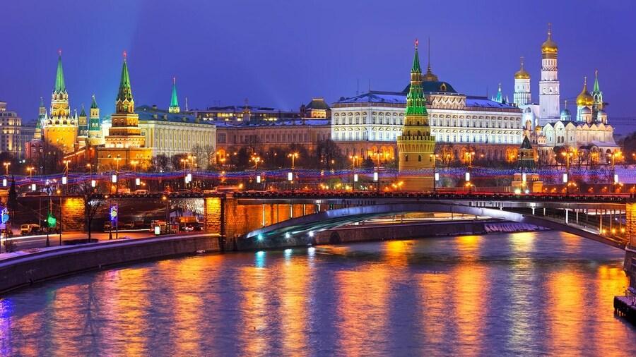 5 sorties nocturnes à Moscou