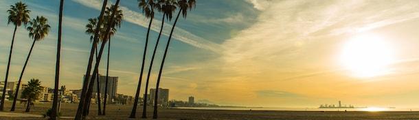 Eine Minute Los Angeles - Unendlich viele Eindrücke