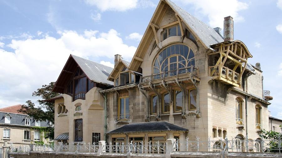 5 lieux Art Nouveau à ne pas manquer à Nancy