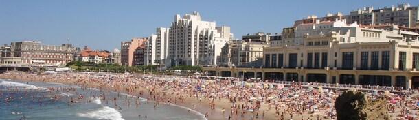 5 incontournables à Biarritz