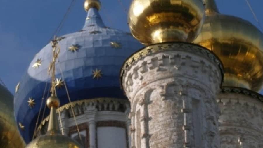 Entre ciel et terre à Moscou